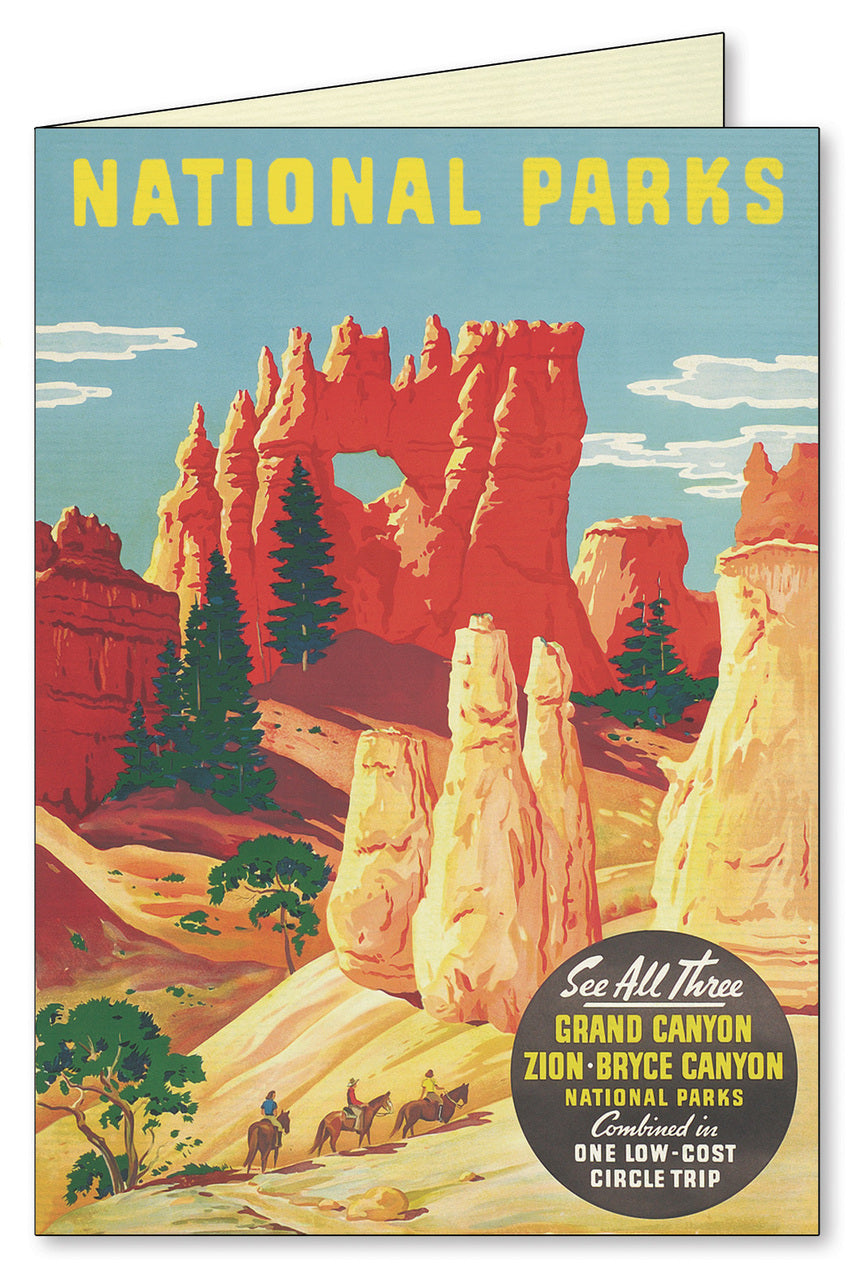 Visit Zion and Bryce National Parks!