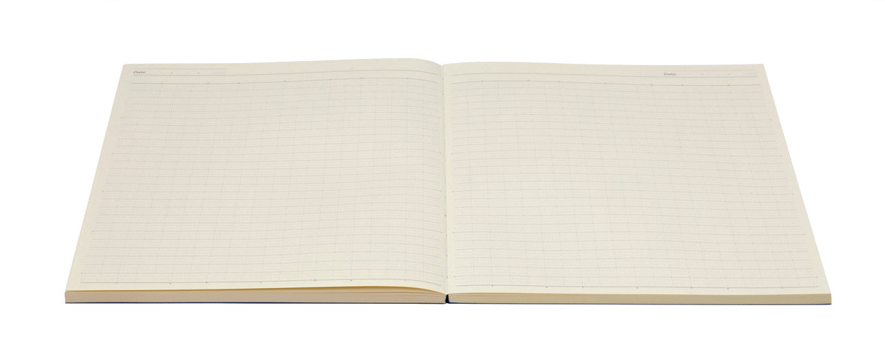 The ProFolio proprietary page pattern combines lines, a grid pattern, and dots to make it the perfect notebook for all users.