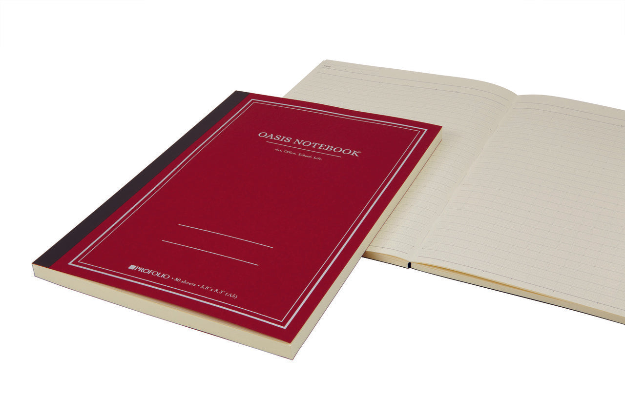 ProFolio Oasis Notebook- 4.1 by 5.8 inches (A6)