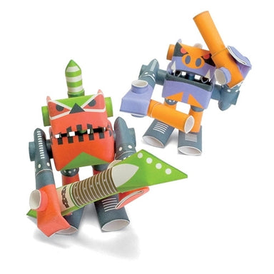 Peg & Rim PIPEROID are both a toy and craft!