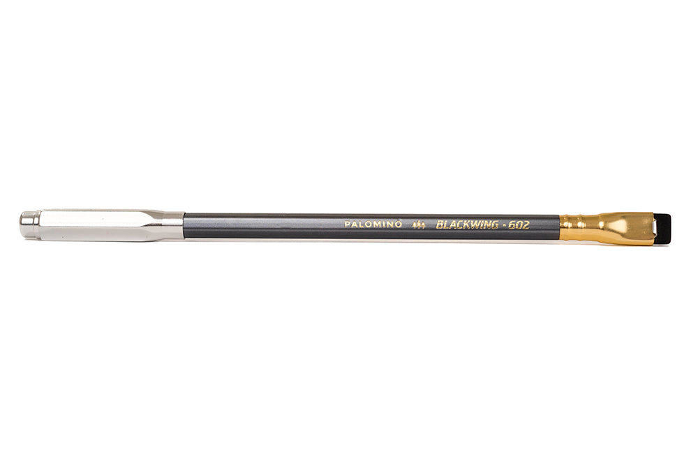 Protect the point on your Blackwing Pencil- carry it in your pocket, purse, or pack.