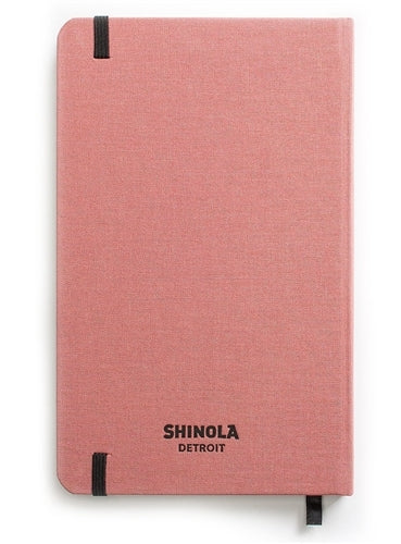 This Shinola notebook, like all Shinola products, is made in the USA.
