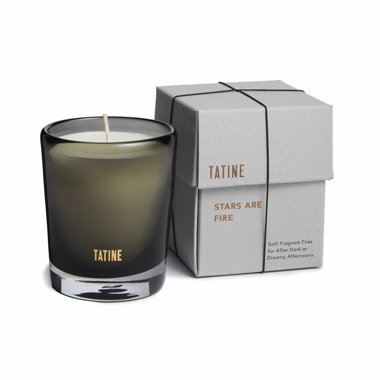 Tatine Stars are Fire- Holy Basil 60 Hour Soy Candle