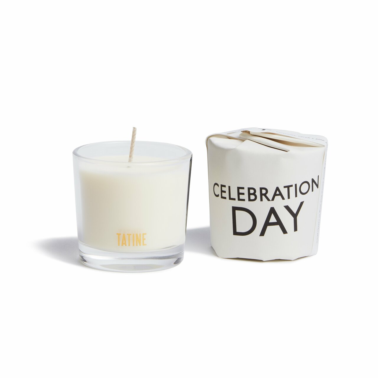 Tatine Tisane Collection- Celebration Day 16 Hour Soy Candle