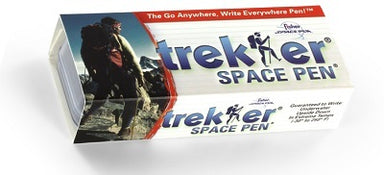 Each Trekker pen is packaged in this decorative box that makes it a perfect gift.