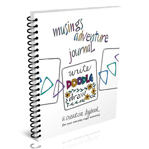 Musings Adventure Journal: Write Doodle Draw
