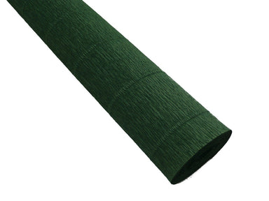 Ivy Green heavyweight Italian crepe paper in 180 gram weight.