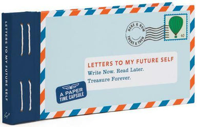 Letters To My Future Self-  A Paper Time Capsule