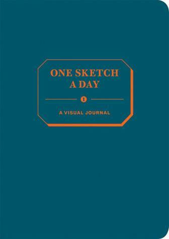 One Sketch a Day Guided Visual Journal
