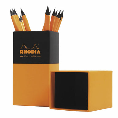 Classic triangular Rhodia Pencil- hard box of 25.