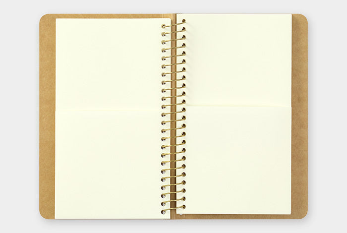 Paper Pocket Notebook measures approximately 6 inches tall by 4inches wide.