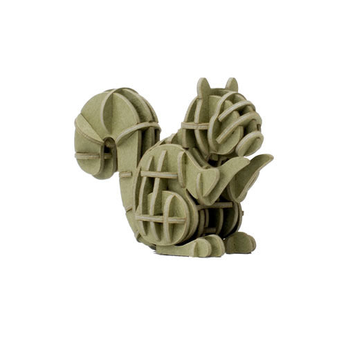 JIGZLE Laser Cut Paper Miniature Puzzle- Squirrel