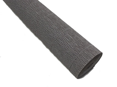 Twilight- a light grey color- heavyweight Italian crepe paper in 180 gram weight.