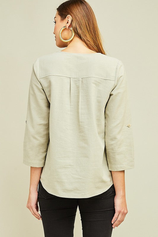 The Skylar Top