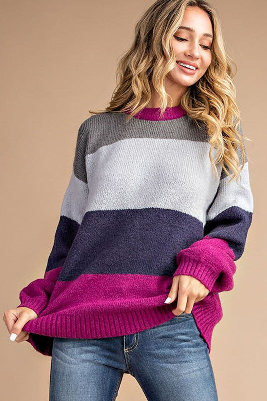 The Magnolia Sweater