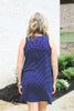 Jersey Girl Dress (Navy)