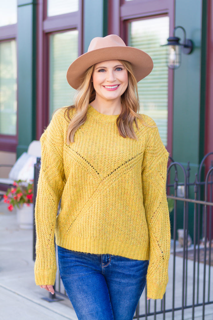 The Lila Sweater