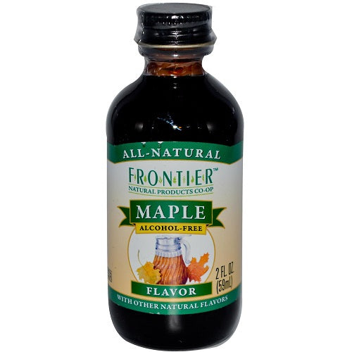 Frontier Herb Maple Flavor (1x2 Oz)