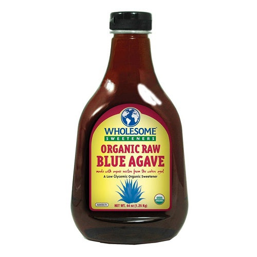 Wholesome Sweetners Blue Agave Raw ( 6x44 Oz)