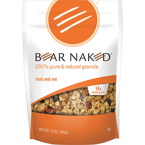 Bear Naked Fruit & Nut Granola (6x12Oz)