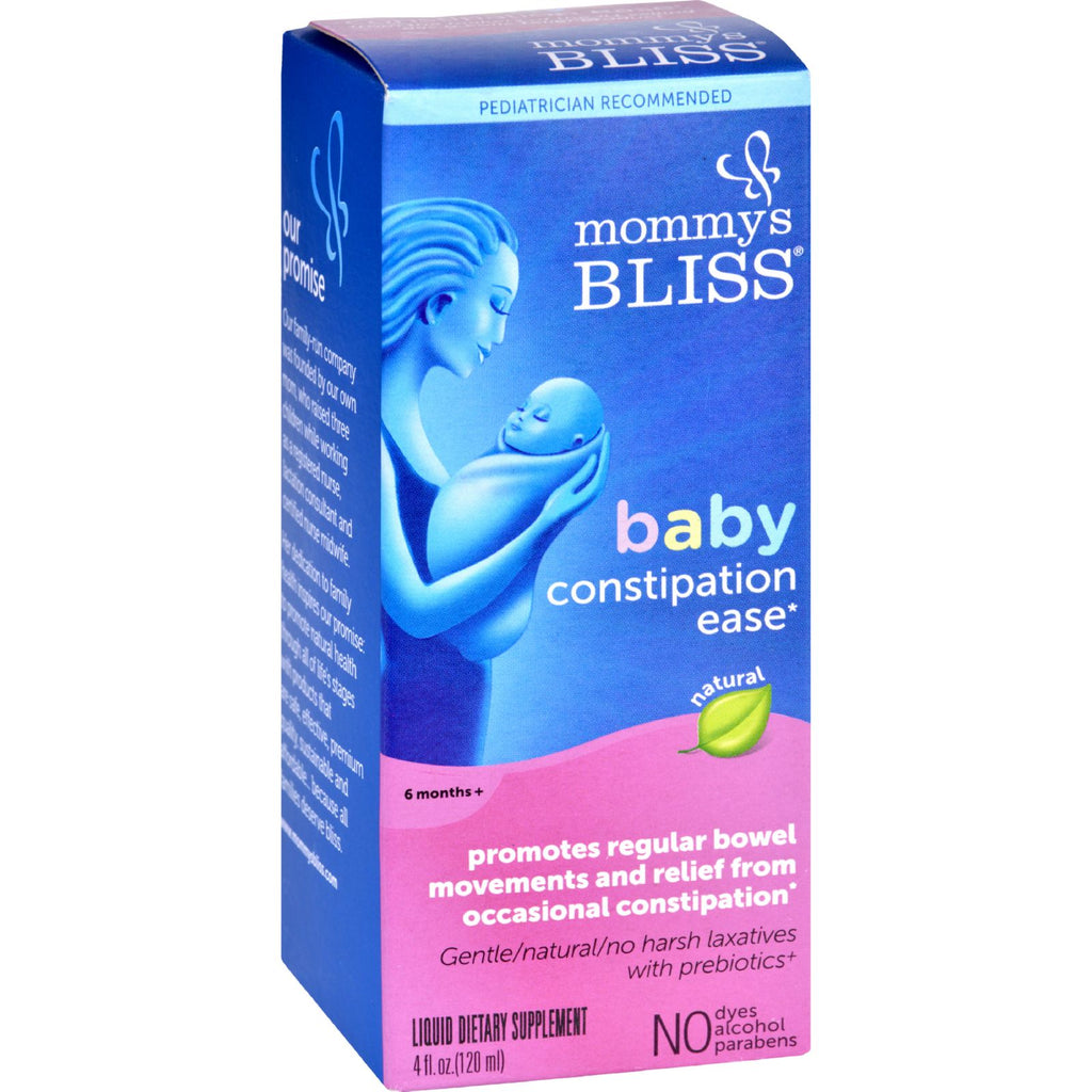 Mommys Bliss Constipation Ease  Baby  4 oz