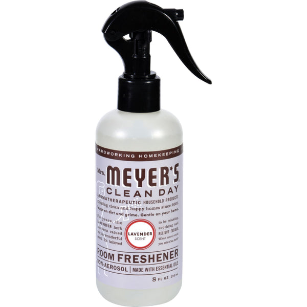 Mrs. Meyer's Room Freshener  Lavender  8 oz