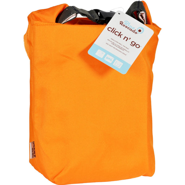Blue Avocado Bag  Click N Go  Orange  1 Count