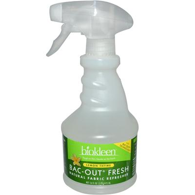 Biokleen Bac-Out Lemon Thyme Fabric Spray (1x16Oz)