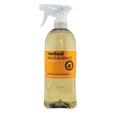 Method Products All Purpose Ginger Yuzu Cleaner (8x28 Oz)
