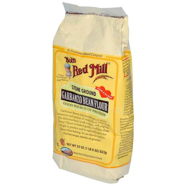 Bob's Red Mill Garbanzo Flour (1x25LB )