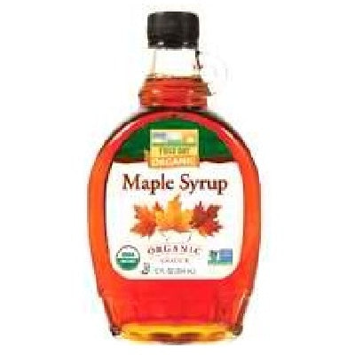 Field Day Ground B Maple Syrup (12x12OZ )