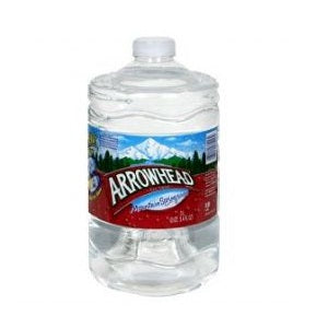 Arrowhead Water Spring Water (6x128OZ )