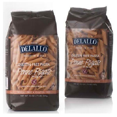 De Lallo Wg Rice Penne GF (12x12OZ )