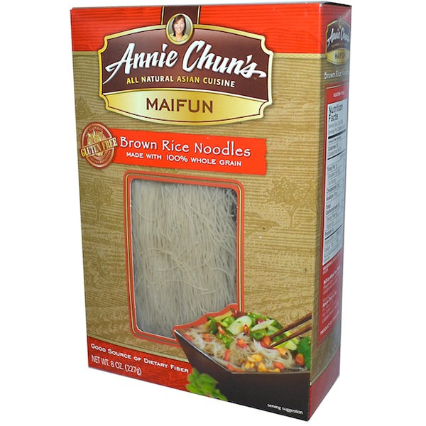 Annie Chun's Maifun Brown Rice Noodle (6x8OZ )