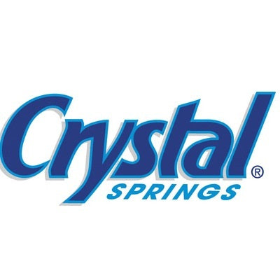Crystal Springs Purified Drink Water (6x128OZ )