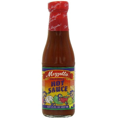 Mezzetta California Hot Sauce (12x7.5OZ )