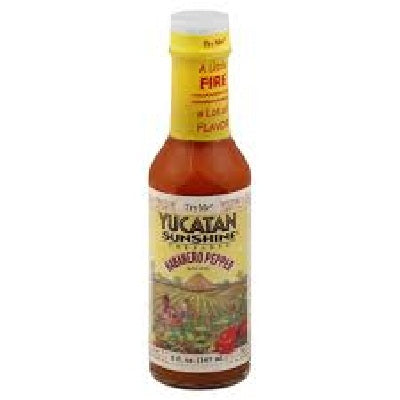 Try Me Yucatan Hot Sauce (6x5OZ )