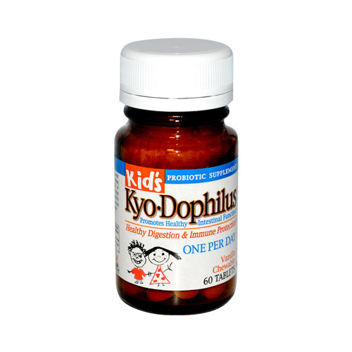 Kyolic Kid's Kyo-Dophilus (60 Tablets)