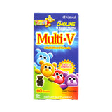 Yum V's Multi-V plus Multi-Mineral Formula Milk Chocolate 60 Bears