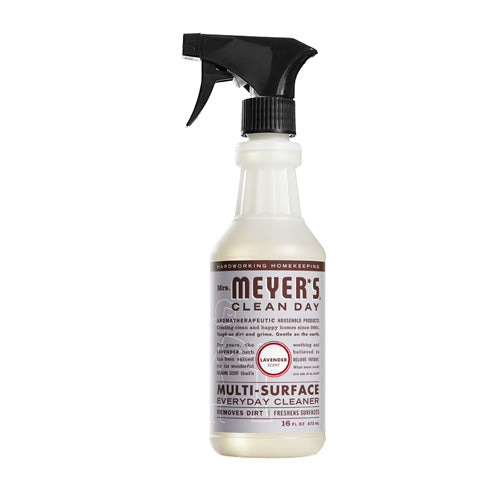 Mrs. Meyer's Multi Surface Spray Cleaner Lavender (6x16 fl Oz)