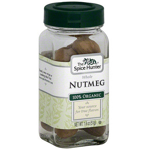 Spice Hunter Ground Nutmeg (6x1.8Oz)