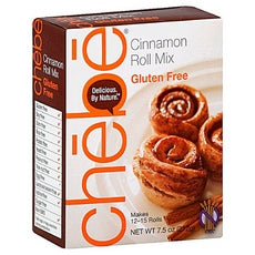 Chebe Gluten-Free Cinnamon Roll Mix (8x8/7.5 Oz)