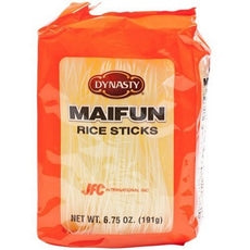 Dynasty Maifun Rice Noodles (12x6.75Oz)