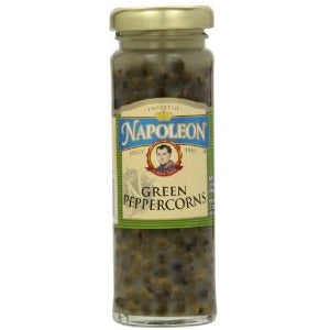 Napoleon Green Peppercorns Jars (12x3.5Oz)