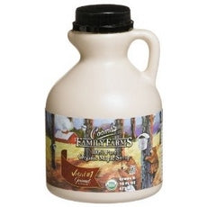 Coombs Family Farms Organic Grade B Syrup (12x16Oz)