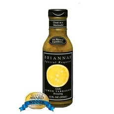 Brianna's Lemon Tarragon Dressing (6x12Oz)