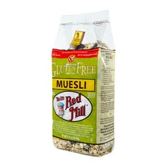 Bob's Red Mill Gluten Free Muesli Cereal (4x16 Oz)
