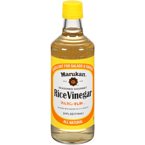 Marukan Rice Vinegar Gourmet Seasoned (6x24Oz)