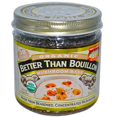 Better Than Bouillon Organic Mushroom Base (6x8Oz)