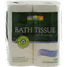 Field Day Bath Tissue (24x4 Pack)